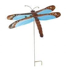 Statuary, Dragonfly Staked