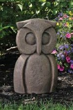 Statuary, Contemporary Owl