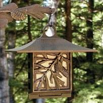 Bird Feeder, Suet, Pinecone