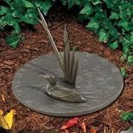Sundial, Loon Cattail