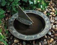 Sundial, Sailboat