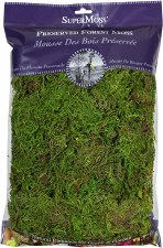 SuperMoss, Preserved Moss