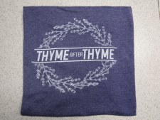 Shirt, Thyme After Thyme, SM