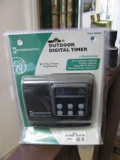 Timer, Outdoor Digital HB88RC