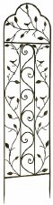 Trellis, Nature, 5' w/scroll