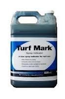 Turf Mark, Blue, 1 gal