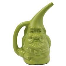 Watering Can, Gnome Green