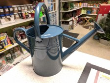 Watering Can, Heritage Blue 1g
