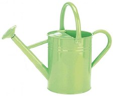 Watering Can, Mint Green