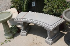 Bench, Windsor Curved