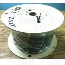 Wire, 10-2-250 Lighting