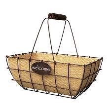 Basket, Welcome