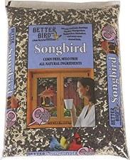 Bird Food, Songbird, 5lb
