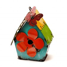 Birdhouse, Butterfly Hanging
