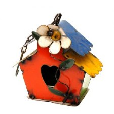 Birdhouse, Double Roof