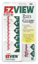 Rain Gauge, EZ View
