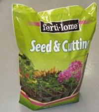 Fertilome Seed and Cutting Mix