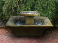 Fountain, Art Deco