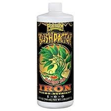 Fox Farm Liquid Iron, 16oz