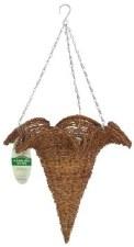 Hanging Basket, Natural
