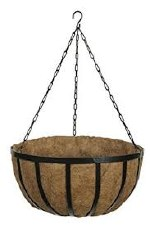 Hanging Basket Forge 14""