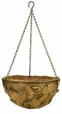 """Hanging Basket, Natural 14"""""""