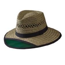 Hat, Green Visor, LG