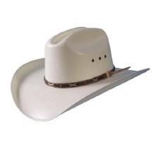 Hat, Shantung Trail Blazer