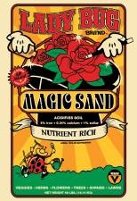 Ladybug Magic Sand 40lb
