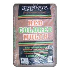 Mulch, Bag, Red-Dyed, 2 cft.