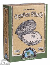 Down to Earth, Oyster Shell5lb