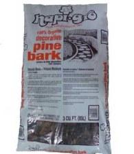 Mulch, Bag, Pine Nuggets, 3cft