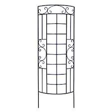 Trellis, Romantic Curved 72""
