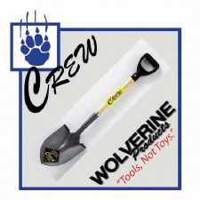 Shovel, Round Point CREW 29""