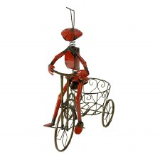 Statuary, Ant on Tricycle