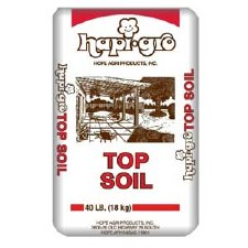 Top Soil, Bag, 40 lbs.