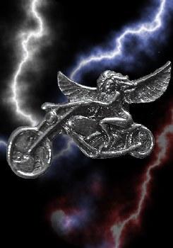 GP Angel On a Chopper
