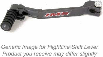 IMS Shift Lever KLR 87-19 +1in