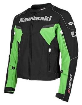 JR Kawasaki Jacket XL GRN