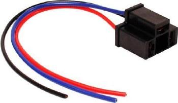 3-Prong Headlight Plug