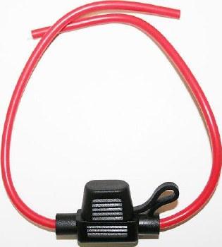 Fuse Holder Plug In Type