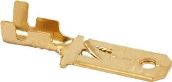 Male Flat Pin LARGE EACH