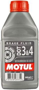 Motul Brake Fluid DOT 3&4 500m