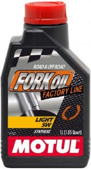 Motul Fork Oil 5W Factory 1L