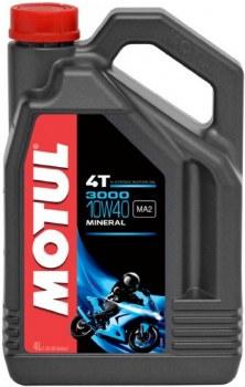 Motul Oils 3000 10W40 4L