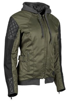 S&S Double Take JKT LDS OLV 2X