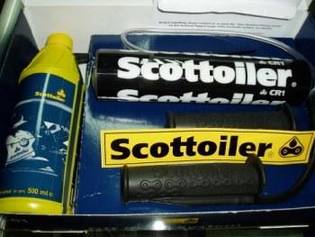 Scottoiler Auto Chain Lube Kit