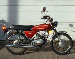 1975 Kawasaki G7SA - 100