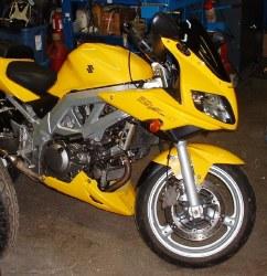 2004 Suzuki SV650S