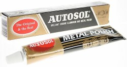 Autosol Metal Polish Tube